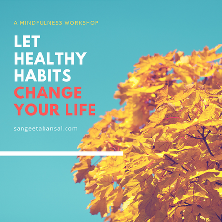 A BRAND NEW YOU: The Science behind creating healthy habits