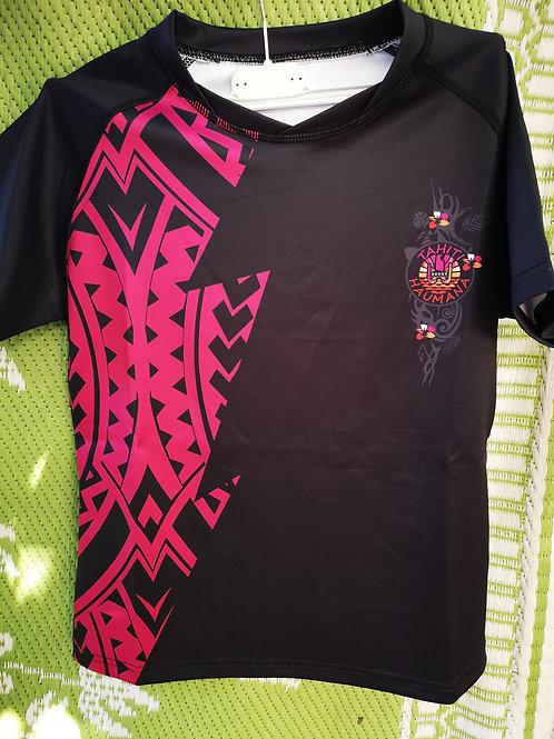 Tee-Shirt Asso  ROSE
