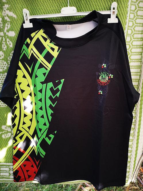 Tee-Shirt Asso Vert HOMME