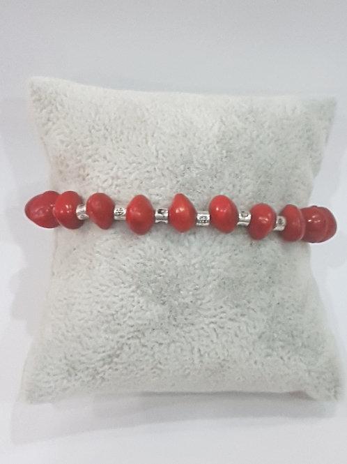 Bracelet graines d'eglise