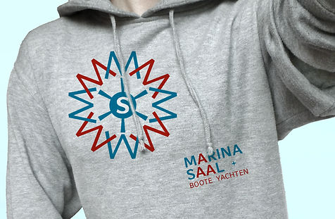 Marina Saal Hoodie