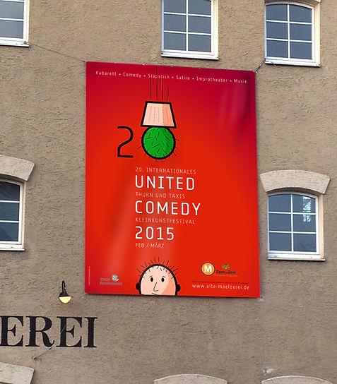 United Comedy 2015