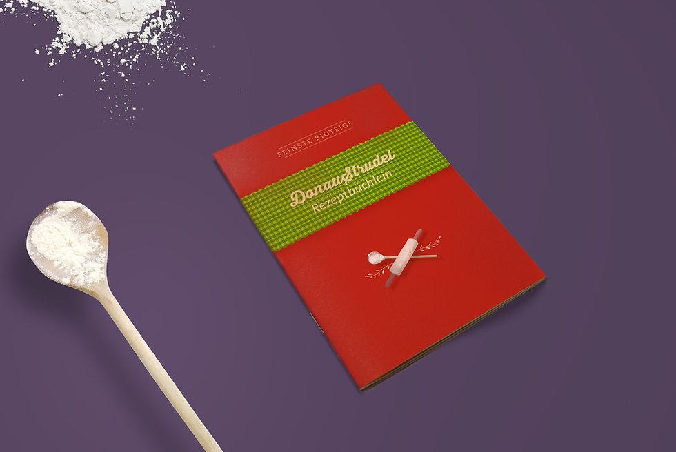 Donaustrudel Rezeptbuch