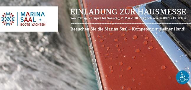 Einladungskarte Marina