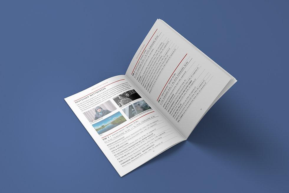 Kurzfilmwoche 2017 Katalog