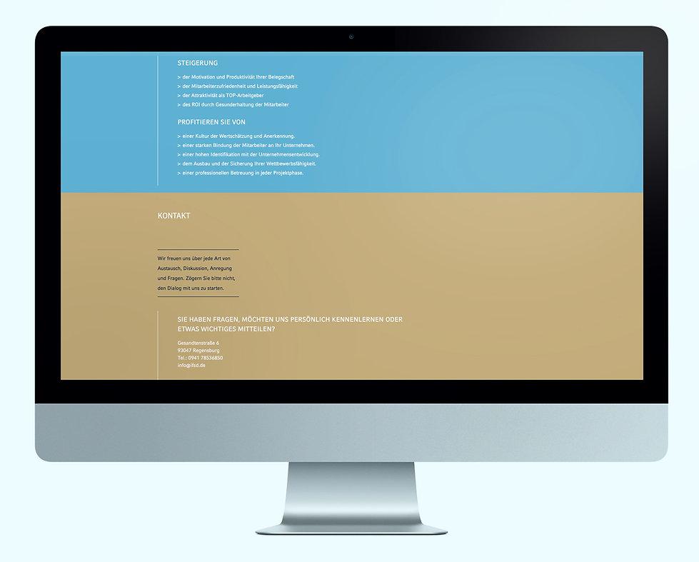 Demografiemanagement Homepage