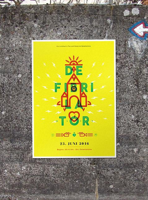 Plakat Ostentor