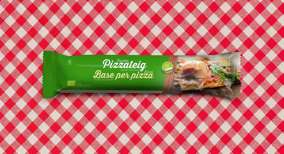 Donaustrudel Pizzateig