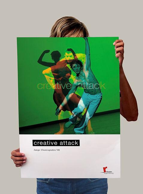 creative attack