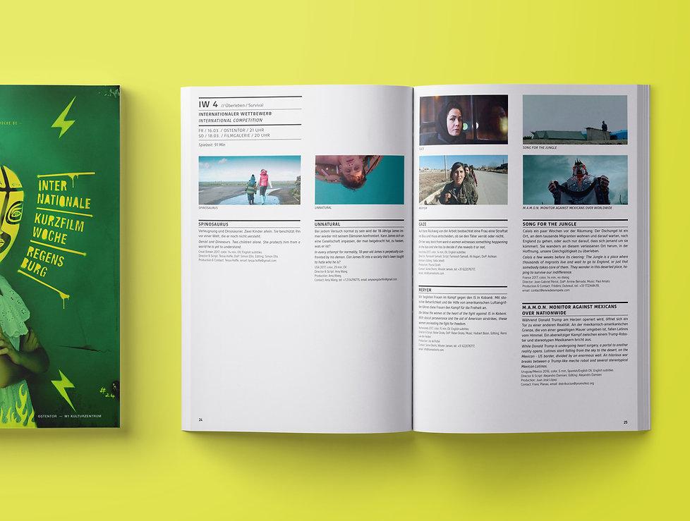 Katalog Kurzfilmwoche 2018