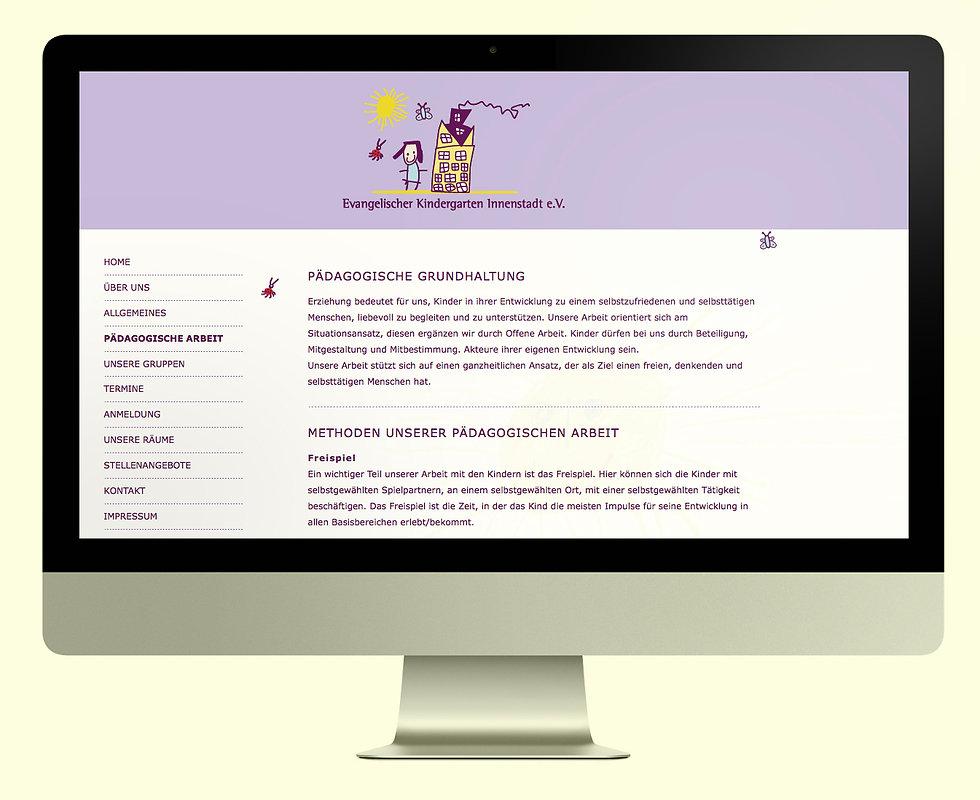 Kindergarten Homepage