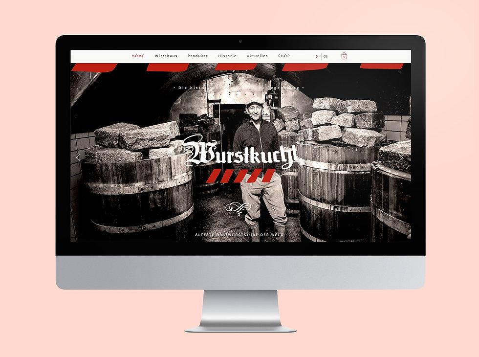 Wurstkuchl Homepage