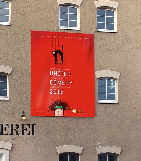 United Comedy 2016