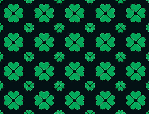 Kleeblatt Muster