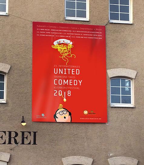 United Comedy 2018