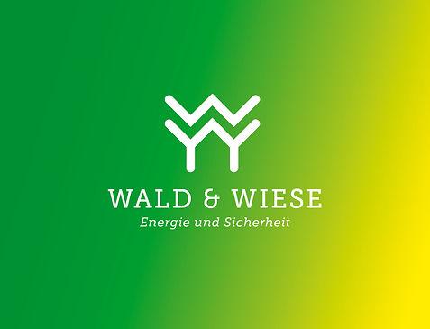 Logo Wald + Wiese