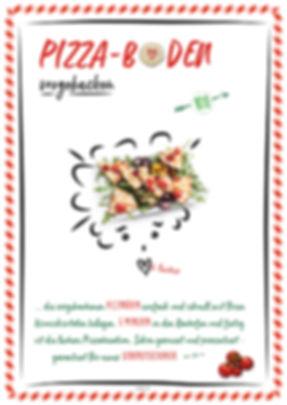 Flyer Pizzaboden