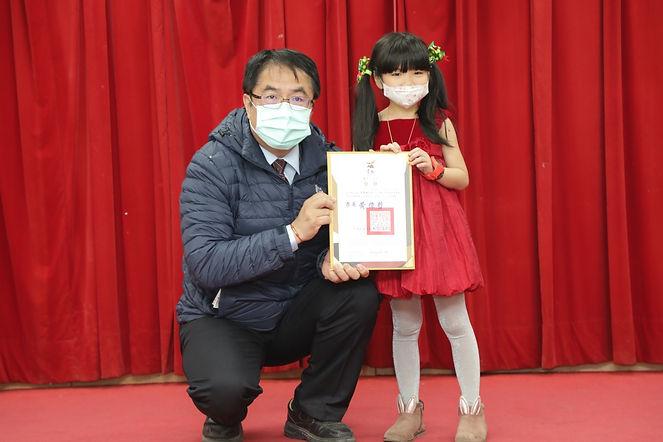 [賀] G1邱梵熙同學榮獲2020WMI世界數學競賽國際總決賽銀牌。
