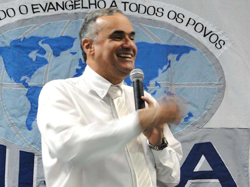 Conferência Missionária 2013 - MISPA