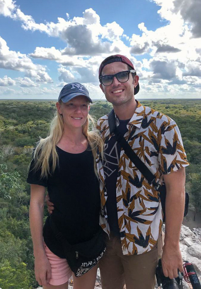 Andrew and Molly Romero