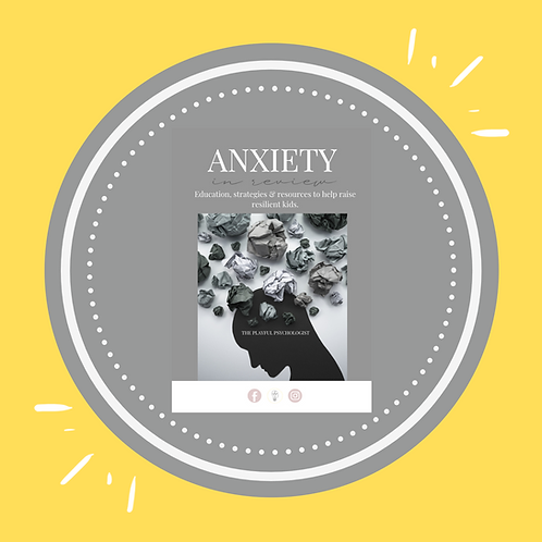 Anxiety in Review: Education, strategies & resources to raise resilient kids