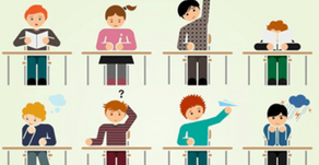 ADHD in the Classroom: How to Manage Inattention & Hyperactivity in Groups