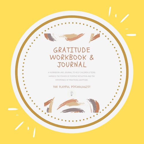 Gratitude Workbook & Journal