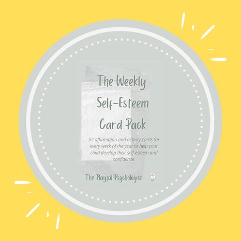 The Weekly Self-Esteem Card Pack