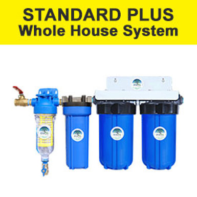 Alkaline Whole House Filtration