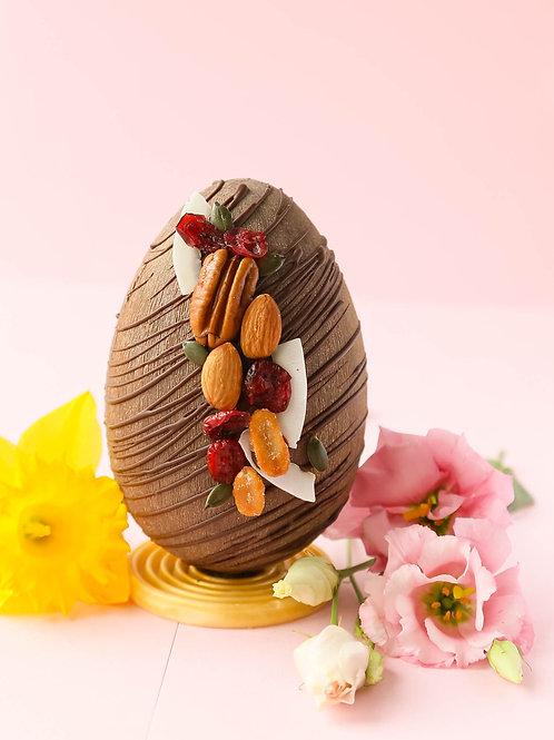 Luxury vegan Easter Egg medium