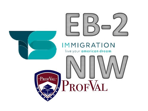 EB-2 NIW Expert Opinion Letter (TS Immigration clients only)