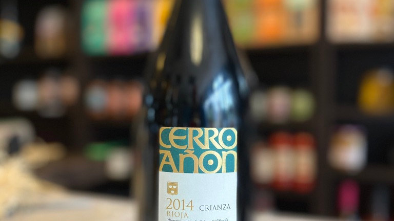 Cerro Anon 2014 Crianza Red Wine