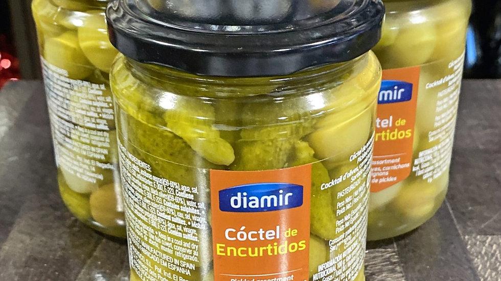 Olive Cocktail 420g