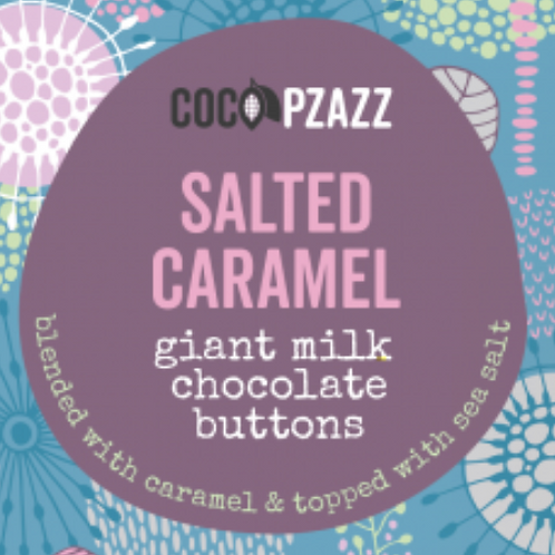Coco Pzazz Giant Buttons -Welsh