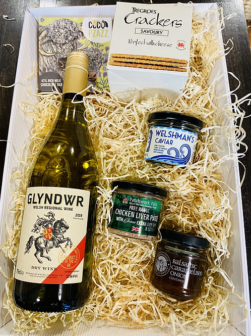 All Welsh Produce Hamper