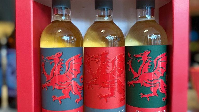 Penderyn 3 x Whisky Gift Set