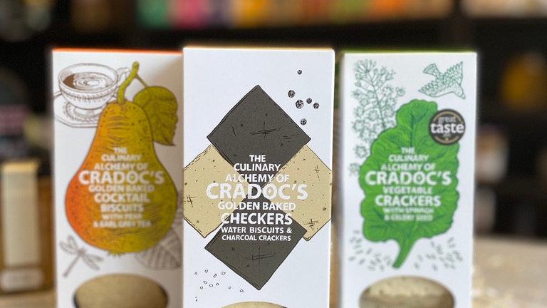 Cradocs Crackers - Welsh