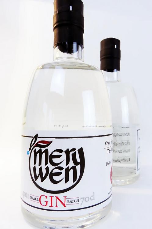 Merywen Small Batch Gin 40%, 70cl