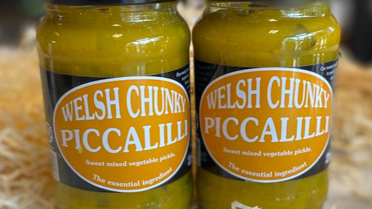 Welsh Piccalilli