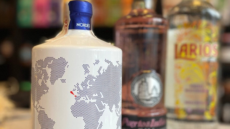 Puerto de Indias Spanish Strawberry Gin