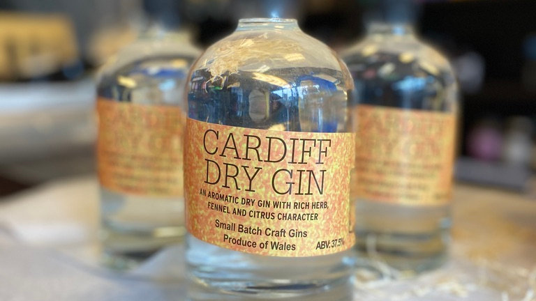 Cardiff Gin