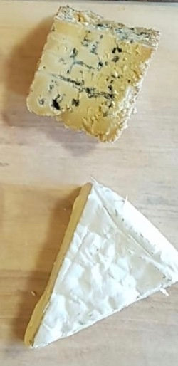 Perl Las and Perl Wen Cut Cheese