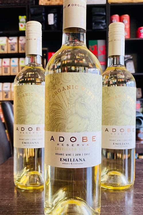 Adobe Organic Reserva Sauvignon Blanc