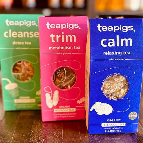teapigs - feel-good teas