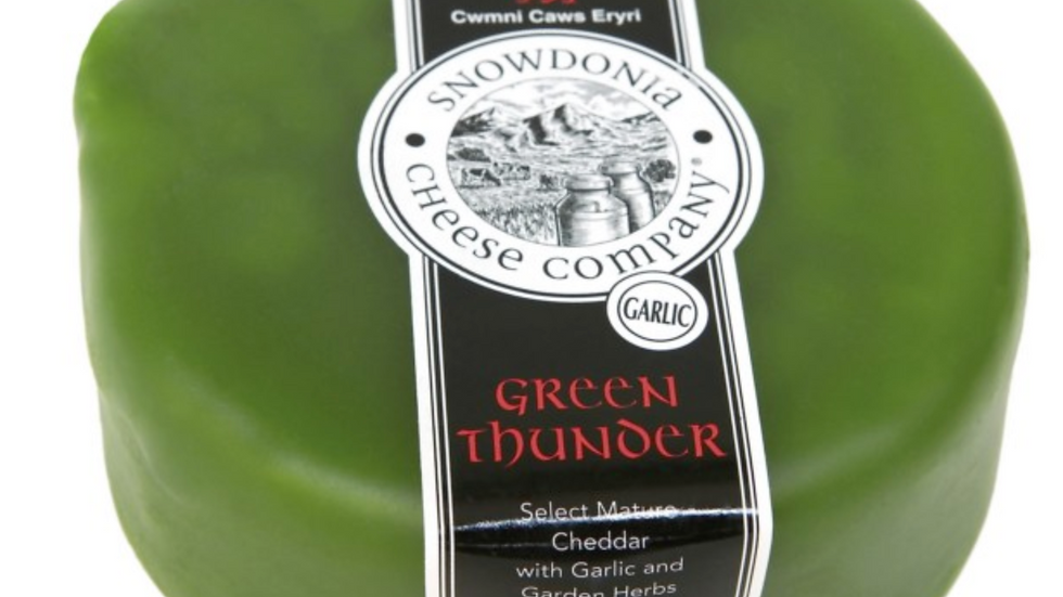 Green Thunder Snowdonia 200g Truckle