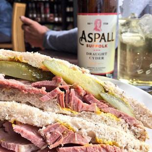 The Salt Beef Sandwich