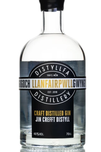 Lanfairpwll Craft Distilled Gin 5cl