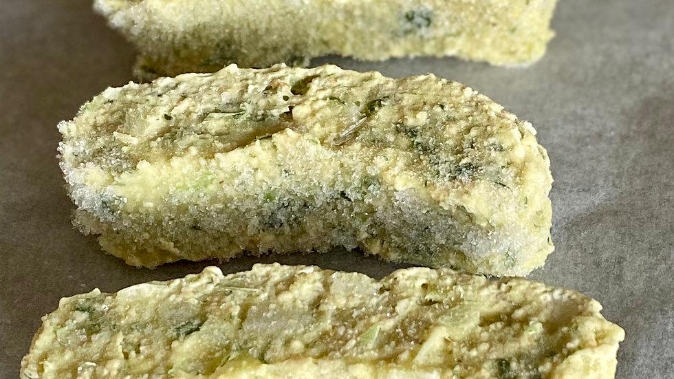 Frozen Glamorgan Sausage