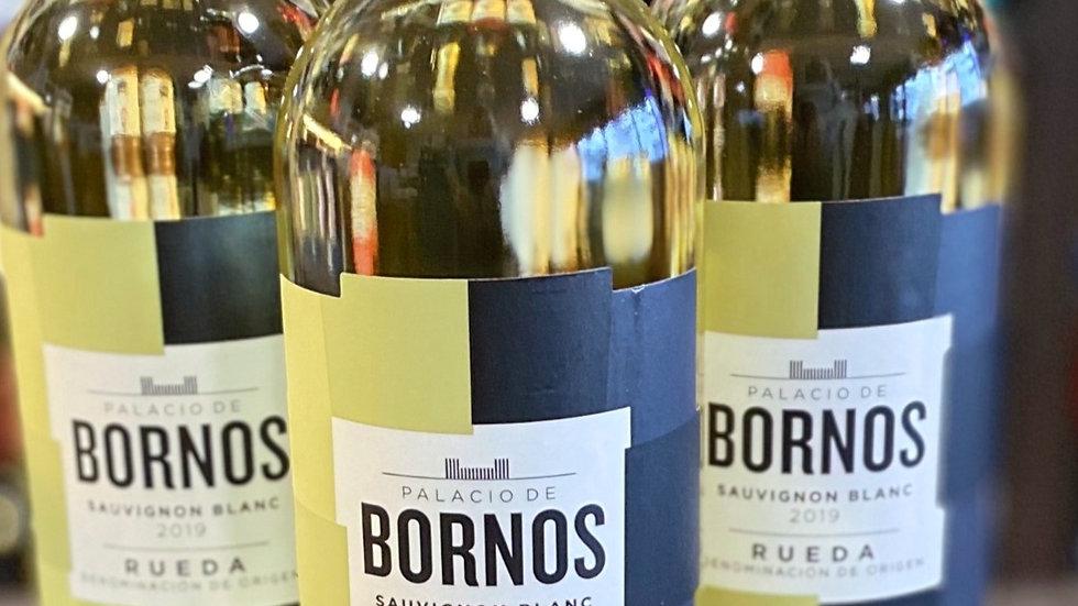Bornos Sauvignon Blanc White Wine