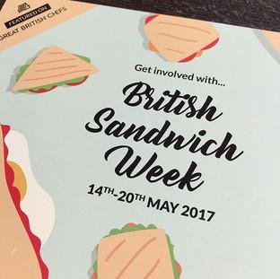 Winner British Sandwich Week